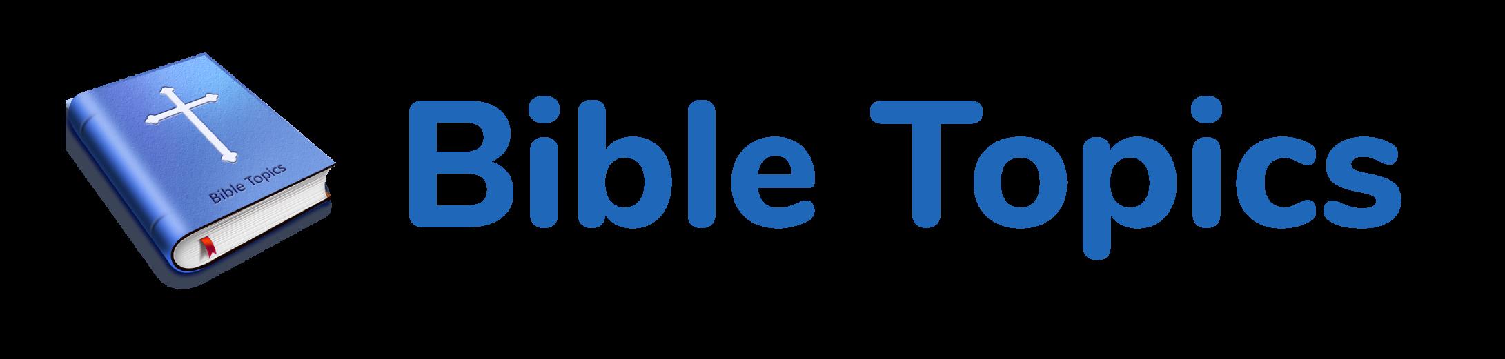 Bible Topics App